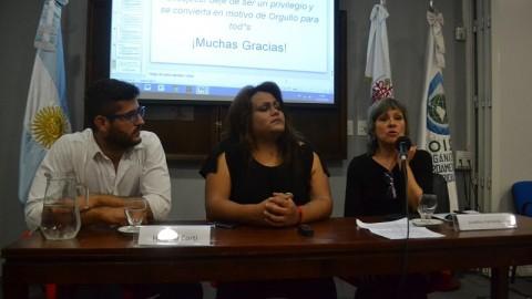 ALGEC presente en la Primera Jornada de Debate de Derechos Humanos  y vejeces travestis y trans