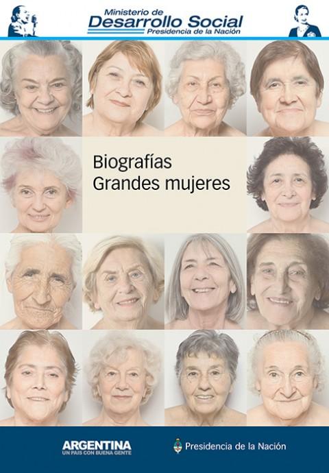 Biografías grandes mujeres