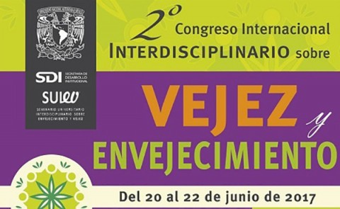 ALGEC presente en el 2do. Congreso interdisciplinario sobre vejez y envejecimiento en México