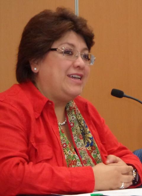 Dra. Verónica Montes De Oca Zavala (México)