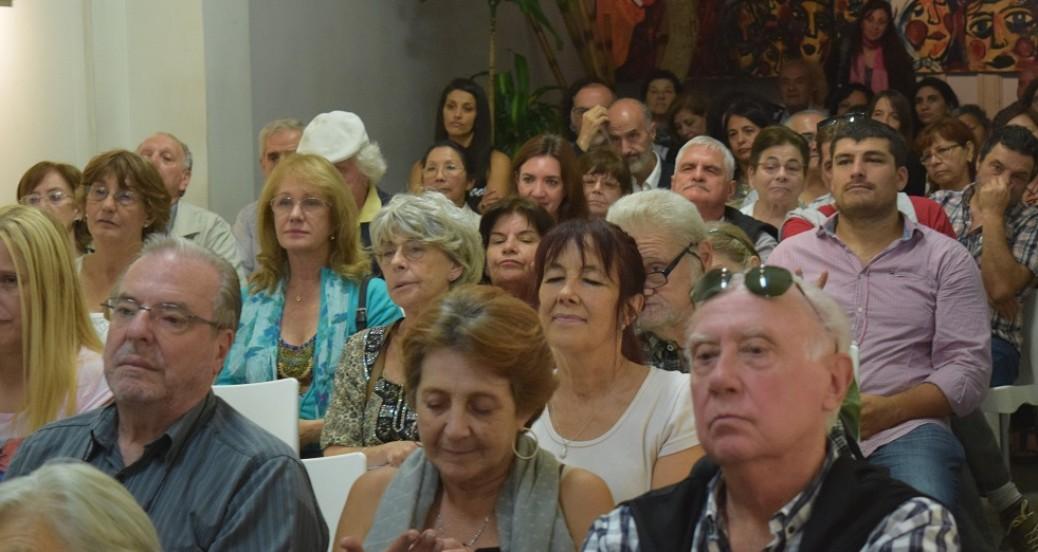 ALGEC participó en una charla sobre la Convención sobre las Personas Mayores