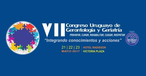 VII Congreso de Gerontología en Uruguay