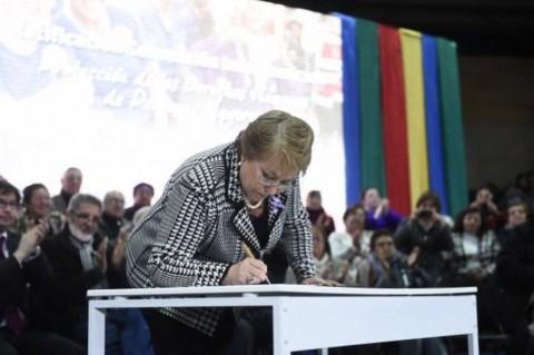 Convención de DDHH de las personas mayores, un acuerdo imprescindible en Chile