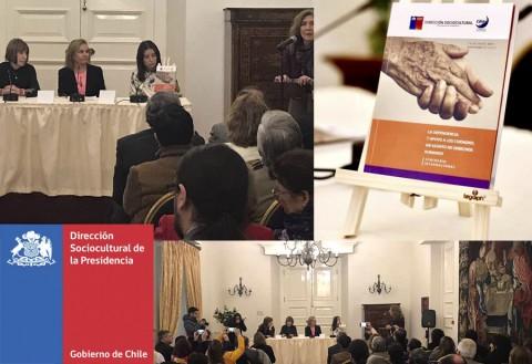 """Nuevo libro """"La dependencia y el Apoyo a los Cuidados, un asunto de Derechos Humanos"""""""