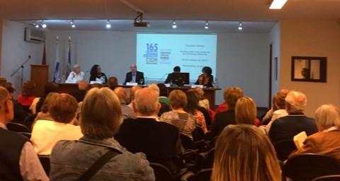 La CIDH realizó la Consulta Pública sobre la Unidad de los Derechos de las Personas Mayores en Uruguay