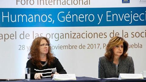 """ALGEC participó en el Foro """"Derechos humanos y envejecimiento: el papel de las organizaciones de la sociedad civil"""""""