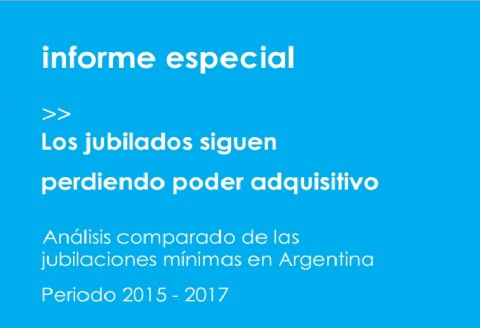 En argentina las personas jubiladas siguen perdiendo poder adquisitivo