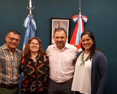 ALGEC y el Ministerio de Desarrollo Social de Córdoba firmaron un Convenio Marco