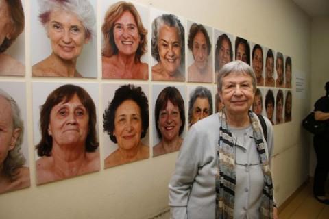 """Zulma Recchini presenta su nuevo proyecto """"Mujeres mayores cuentan"""""""