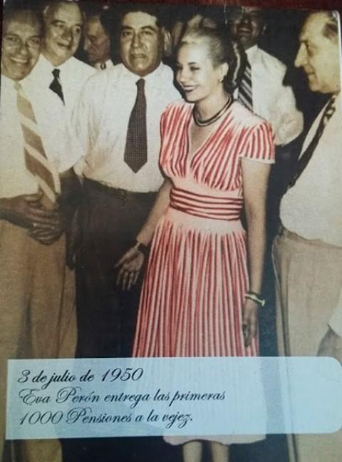 Decálogo de la Ancianidad: a 70 años de la declaración de Eva Perón