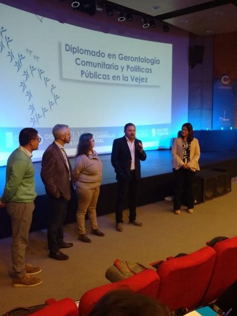 Comenzó el Diplomado en Gerontología Comunitaria y Políticas Públicas en la Vejez en Córdoba