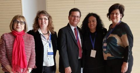 Algec estuvo presente en la Reunión de Expertos sobre Envejecimiento y derechos de las personas mayores