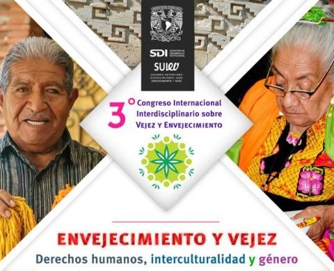 México: 3° Congreso Internacional Interdisciplinario sobre Vejez y Envejecimiento