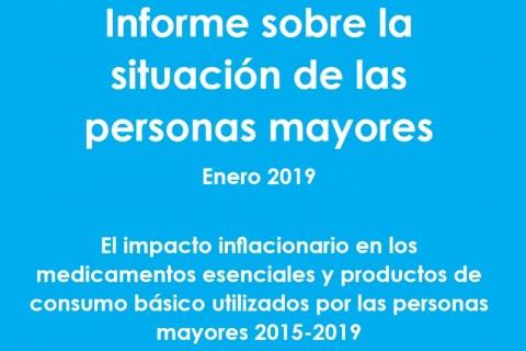 Inflación y ajuste, menos derechos para las personas mayores en Argentina