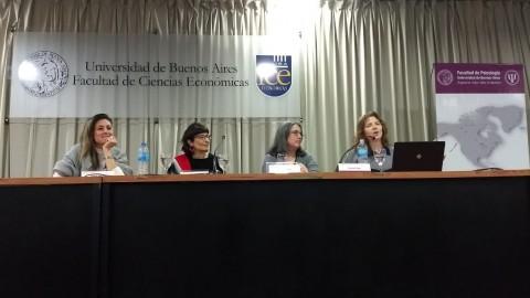 """""""Géneros y vejeces"""" en el Congreso Internacional de Psicogerontología"""