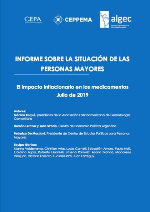 Argentina: Nuevo informe sobre la situación de las personas mayores