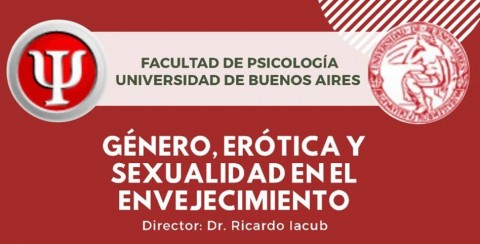Curso de posgrado: Género, erótica y sexualidad en el envejecimiento