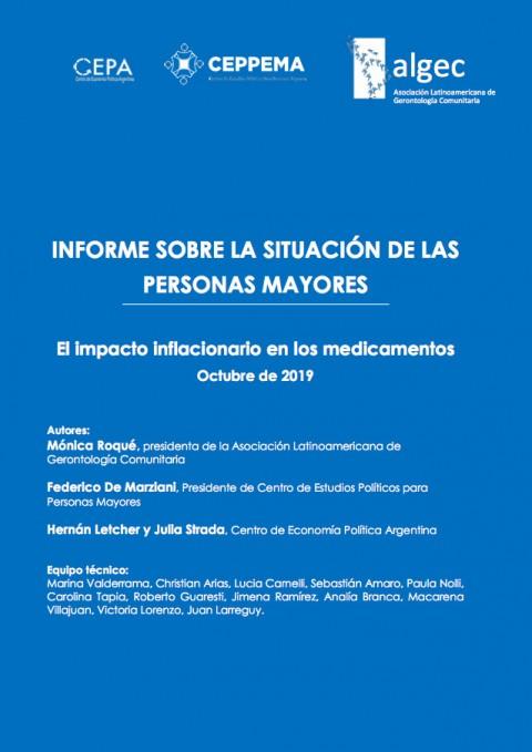 Octubre: Informe sobre la situación de las personas mayores en Argentina