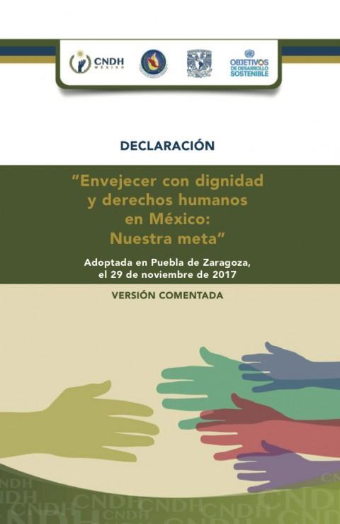 Envejecer con Dignidad y Derechos Humanos: Nuestra Meta
