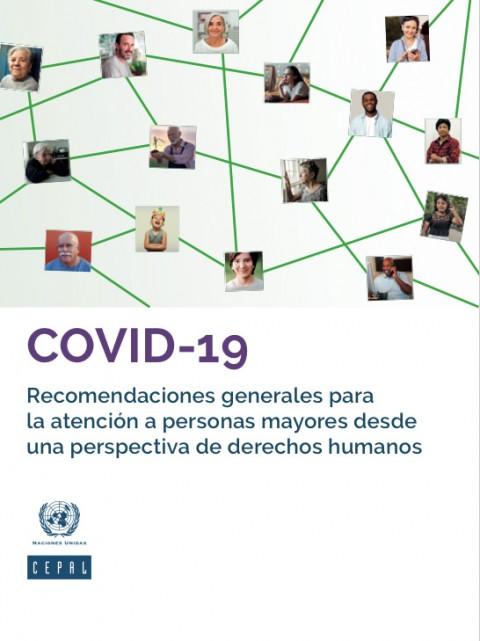 """CEPAL elaboró """"Recomendaciones generales para la atención a personas mayores desde una perspectiva de derechos humanos"""""""
