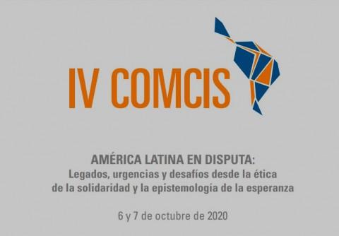 IV COMCIS: Congreso de Comunicacion y Ciencias Sociales