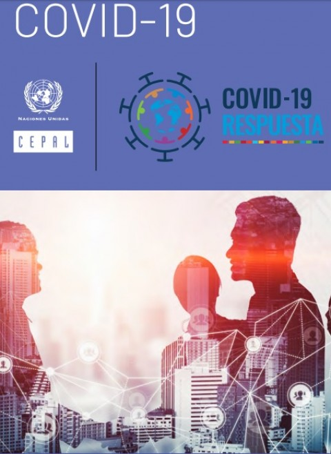 CEPAL presentó un nuevo informe económico en el marco de la pandemia