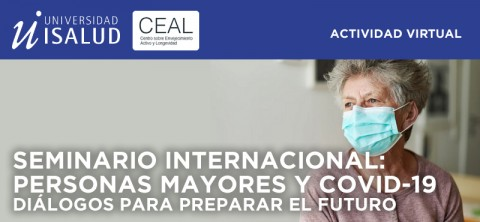 Seminario Internacional sobre Personas Mayores y COVID-19