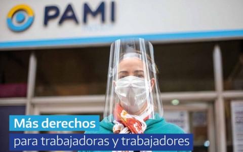PAMI: Más derechos