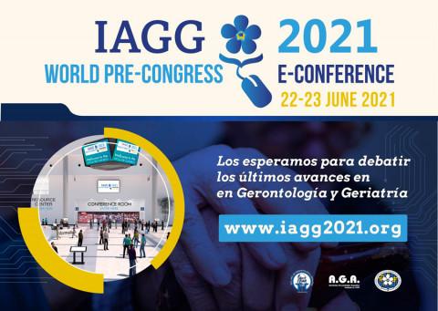 Pre-Congreso Virtual IAGG 2021