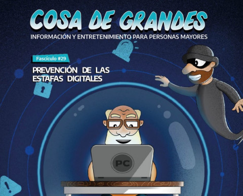 Información para prevenir y evitar abusos o estafas digitales