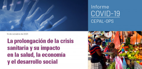Informe: La prolongación de la crisis sanitaria y su impacto en la salud, la economía y el desarrollo social
